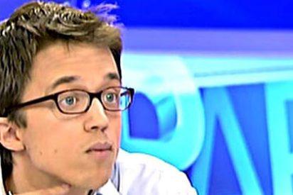 La Junta de Andalucía exige a Errejón que devuelva el dinero que se llevó por la cara