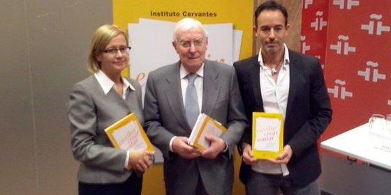 """El Instituto Cervantes y Espasa publican 'Escribir crear contar"""", una guía para futuros escritores"""