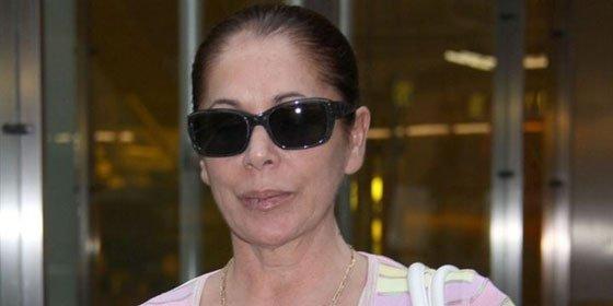 Isabel Pantoja está ya en prisión para cumplir la pena de 2 años de cárcel por blanqueo