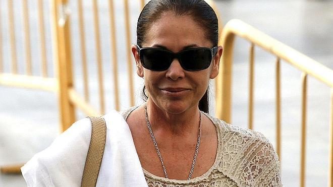 La Audiencia ordena la entrada en prisión de Isabel Pantoja