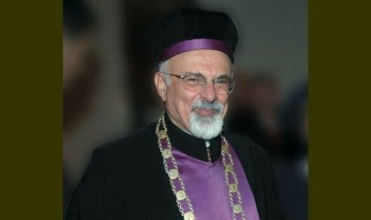 El papa se reunió con el Gran Rabino de Turquía