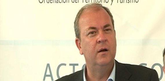 """Monago dice que si viera """"desconfianza"""" en Rajoy """"probablemente"""" hubiese dimitido"""