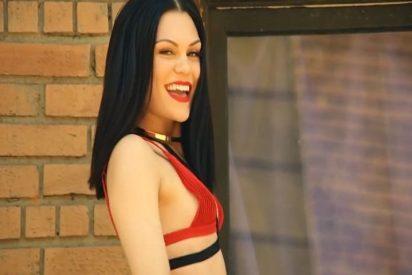 Jessie J afirma no estar aun enamorada de su novio, Luke James