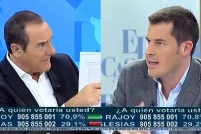 """Antonio Jiménez vuelve a pararle los pies al listillo de Juan Segovia: """"¡No me provoques!"""""""