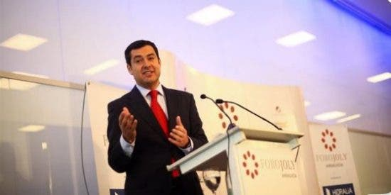 Moreno propone un Plan de Industrialización para crear 37.000 empleos estables en Andalucía
