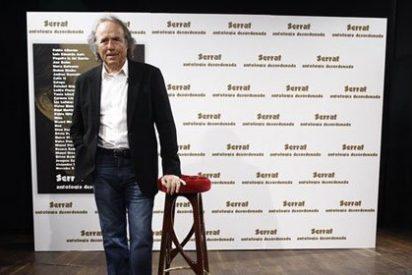 """Serrat, sobre la consulta catalana: """"Estoy a favor de que usted pueda elegir libremente su futuro"""""""