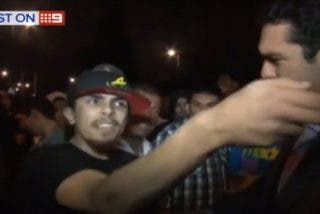El vídeo de la entrevista a un rabioso 'Jihadi John' en una revuelta antes de cortar cabezas