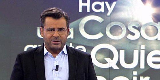 El último dardo envenenado de Jorge Javier Vázquez contra Isabel Gemio en 'Hay una cosa que te quiero decir'