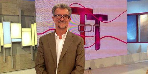 """Josep Ramón Lluch: """"El momento de TVE es dramático: hay un abandono por parte de los ciudadanos porque no se la creen"""""""