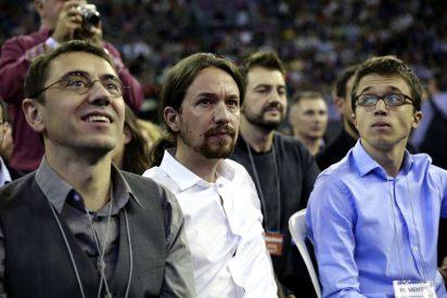 ¿Acabará echando Podemos a PP y PSOE del mapa político español?