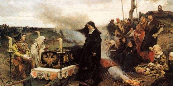 Juana la Loca, ¿víctima de una enfermedad mental o de las intrigas de Fernando el Católico?