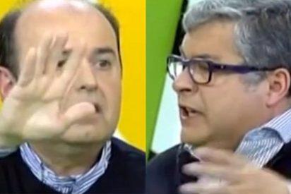 "Juanma Rodríguez se harta de Brotons: ""En periodismo todos saben que eres un idiota, un imbécil de enciclopedia"""