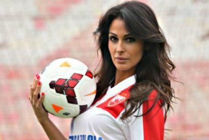 Esta periodista deportiva tiene un serio problema: ser demasiado sexy