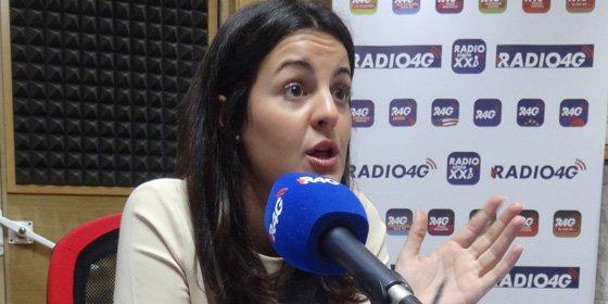 """Ketty Garat: """"El PP dice algo tan kafkiano como que escuchar a Mas no es negociar"""""""