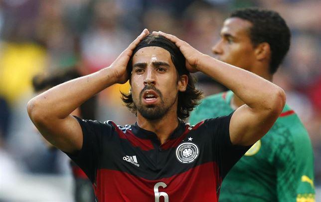 ¿Tiene el Bayern un preacuerdo con Khedira?