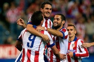 City y United se pelean por Koke