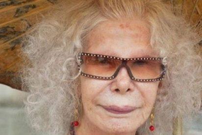 Una desolada Tana muestra el dolor de la familia de la Duquesa de Alba