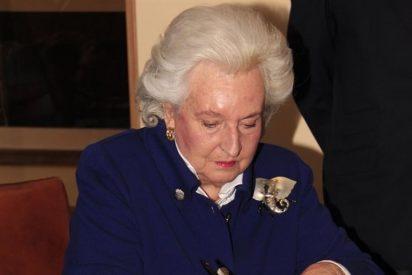 La Infanta Pilar recoge el Premio 'Foro de Madrid Tercer Milenio'