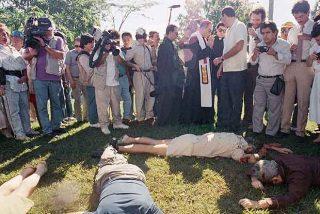 """La Iglesia salvadoreña exige """"justicia"""" en el asesinato de los jesuitas"""