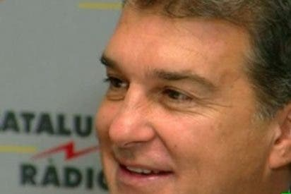 Laporta se interesa por la cláusula de Cristiano Ronaldo en la comida con Jorge Mendes