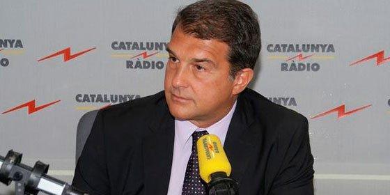 """El dardo de Laporta al actual presidente del Barça: """"Bartomeu es muy caradura y un cobarde"""""""