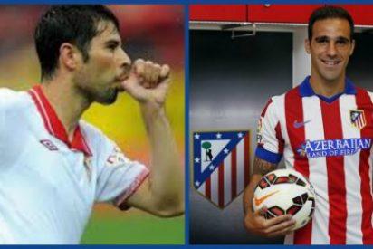 La Juventus podría llevar a un jugador del Atlético y otro del Sevilla al Barcelona