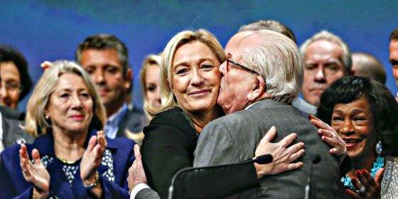 El Frente Nacional francés corona a Marine Le Pen como candidata al Elíseo en 2017