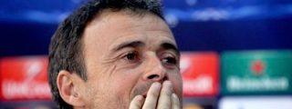 """Luis Enrique está seguro de que el Barça tendrá más crisis: """"Habrá algún momento más delicadillo, ojalá me equivoque"""""""