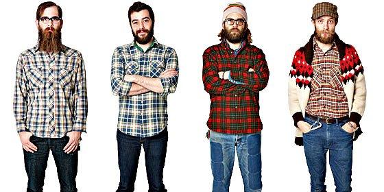 Lumbersexuales, la nueva tendencia masculina que compite con los metrosexuales