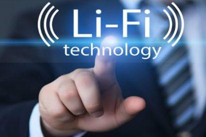 Se acerca a la velocidad de la luz el Li-Fi, la conexión inalámbrica más rápida