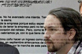 Los correos en clave de Monedero sobre sus apaños y los de Pablo Iglesias para traer dinero de la Venezuela chavista