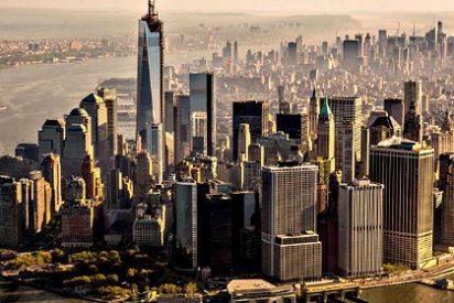 La 'Torre de la Libertad' marca el skyline de Nueva York trece años después de la masacre terrorista del 11-S