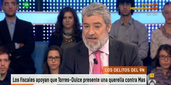 MAR le monta un cristo a Toni Bolaño por pedir diálogo con los separatistas catalanes