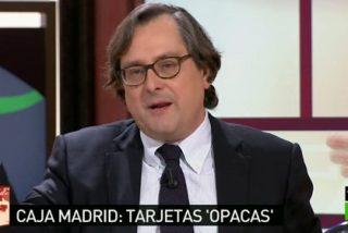"""Paco Marhuenda: """"Me sorprende que un 25% vaya a votar a Podemos, ¿estamos ante una sociedad pirada?"""""""