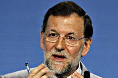 """Rajoy sigue vendiendo la moto tras estrellarse contra la corrupción: """"Las reformas son la mejor garantía"""""""