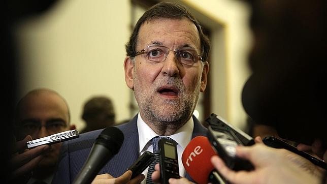 Aguirre provocó un ataque de miedo a Rajoy con un comentario con bala