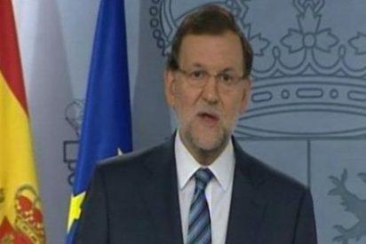 """Rajoy asegura que el alza del paro es """"estacional"""" y que hay un cambio de rumbo """"innegable"""" en afiliación"""
