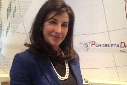 La diputada Arenales Serrano ('laSexta Noche') lo da 'todo' en Interviú:
