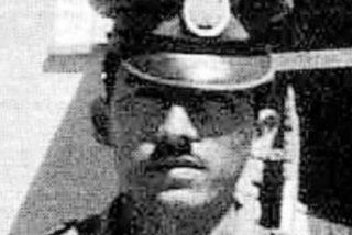 Este es Mario Terán, el soldado boliviano que mató de tres tiros al Che Guevara