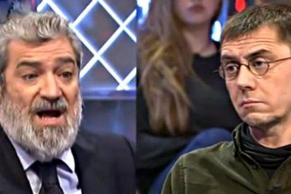 Y Miguel Ángel Rodríguez cogió su micrófono y se lió a palos con Juan Carlos Monedero