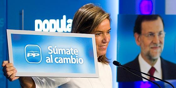"""Dimite la ministra de Sanidad Ana Mato tras su implicación en el 'caso Gürtel' """"para no perjudicar a Rajoy"""""""
