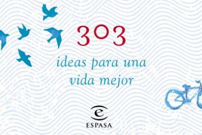 Luis Rojas Marcos nos enseña a alcanzar la felicidad a través de 303 ideas