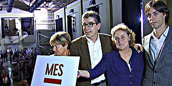 Cataluña: Ex dirigentes del PSC crean un nuevo partido independentista