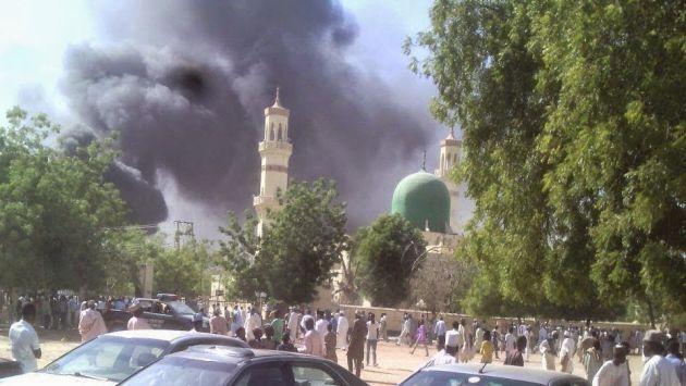 """El Papa condena el """"inhumano e insensato"""" atentado contra una mezquita en Nigeria"""