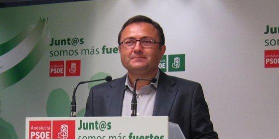 """El PSOE exige al Gobierno central que """"deje de castigar al campo andaluz"""""""