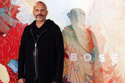 Miguel Bosé presenta su nuevo disco 'AMO', un trabajo optimista y colorista