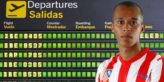 Miranda llega a un acuerdo para abandonar el Atlético de Madrid