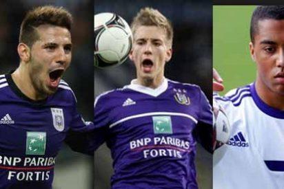 Los tres futbolistas que espió el Atlético de Madrid
