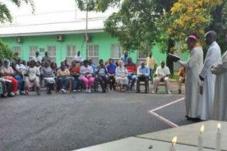 El Hospital San José de Monrovia reabre sus puertas