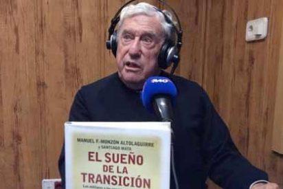 """General Fernández-Monzón: """"Podemos no es derechas ni de izquierdas, es neofalangismo puro"""""""
